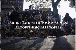 Artist Talk with Tommy Mintz