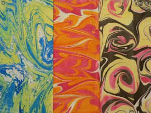 Paper Marbling Workshop