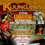 Kuungana Drum and Dance Conference 2019