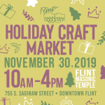 13th Annual Holiday Craft Market