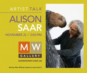 Artist Talk by Alison Saar at MW Gallery