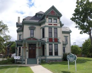 Open hours at the Whaley Historic House Museum
