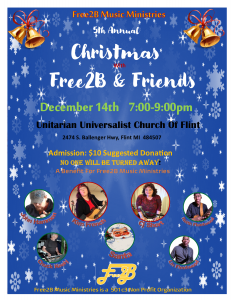 5th Annual Christmas With Free2B & Friends