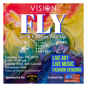 FLY Art & Fashion Pop Up