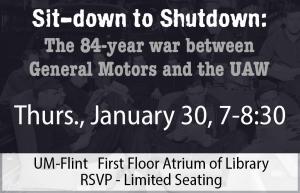 Sit-down to Shut Down: The 84-year war between Gen...