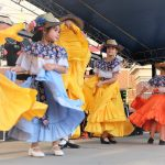 Mariachi Music & Mexican Folkloric Dance Classes
