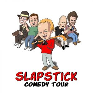 Darren McCarty Slapstick Comedy Tour
