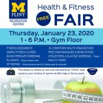Health & Fitness Fair 2020
