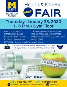 Health & Fitness Fair 2020