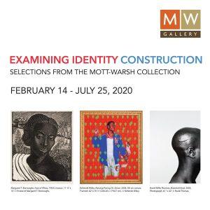 "Exhibit Opening! ""Examining Identity Construction"" at MW Gallery"