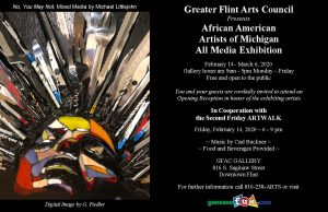 AFRICAN AMERICAN ARTISTS OF MICHIGAN