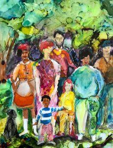 MICHIGAN ARTISTS INVITATIONAL EXHIBITION