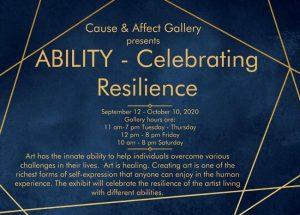 ABILITY - Celebrating Resilience