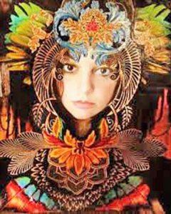 Headdress Collage