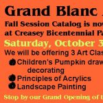 Grand Blanc Arts Council's Day of Classes