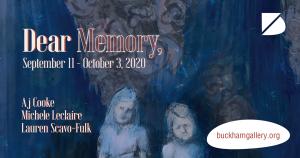 Dear Memory,