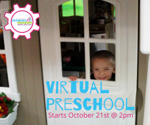 Virtual Preschool: Signs of Fall