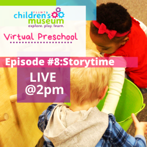 Virtual Preschool: Storytime, The Little Lady and the Turkey