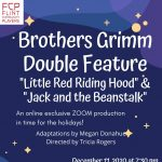 Brothers Grimm Double Feature! Little Red Riding Hood and Jack & the Beanstalk