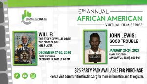 African American Virtual Film Series