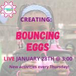 Experiment: Bouncing Eggs!
