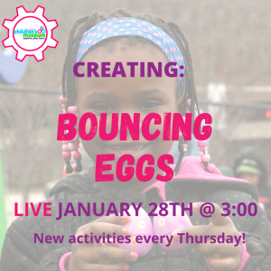 Experiment: Bouncing Eggs!