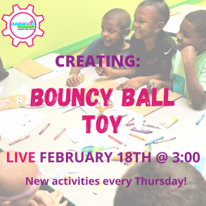 Facebook Live Programming: Creating Bouncy Ball Toy