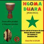Ngoma Duara Drum Circle