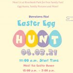 Downtown Flint Easter Egg Hunt