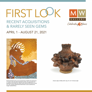 """Exhibit Opening - """"First Look: Recent Acquisitions & Rarely Seen Gems"""" at MW Gallery"""