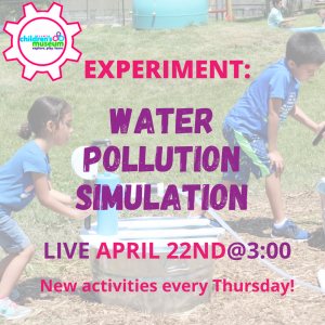 Facebook Live Programming: Water Pollution Simulation