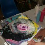 Fluid Art Class