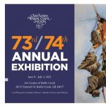 Michigan Water Color Society 2021-22 Traveling Show