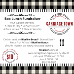 Taste of Carriage Town