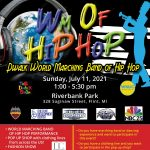 World Marching Band of Hip Hop Event