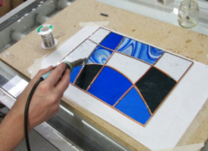 Stained Glass - Intermediate Level