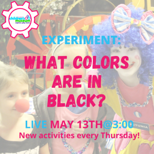 Facebook Live Programming: What Colors are in Blac...