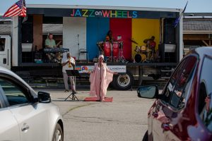 Jazz on Wheels @ Old Farmers Mkt