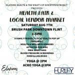 Elations Health Fair & Local Vendor Market