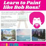 Learn to Paint like Bob Ross