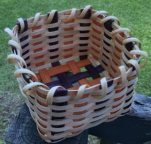 Basket Weaving Family Fun Class