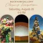 Summer Exhibitions Closing Reception