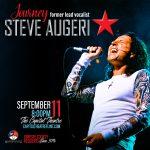 Journey Former Lead Vocalist STEVE AUGERI