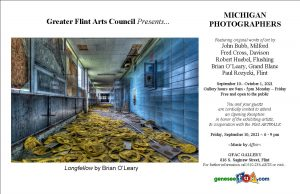 MICHIGAN PHOTOGRAPHERS EXHIBITION