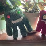 Beginner Sewing: Glove Monsters