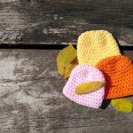 Crochet: Preemie Hats