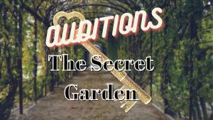 AUDITIONS: FCP The Secret Garden