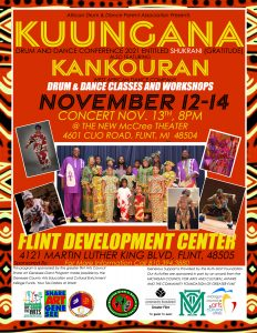 Kuungana African Drum and Dance Conference and Con...