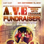 A.V.E Media Arts Program Fundraiser