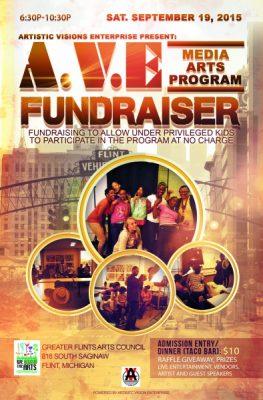 A.V.E Media Arts Program Fundraiser